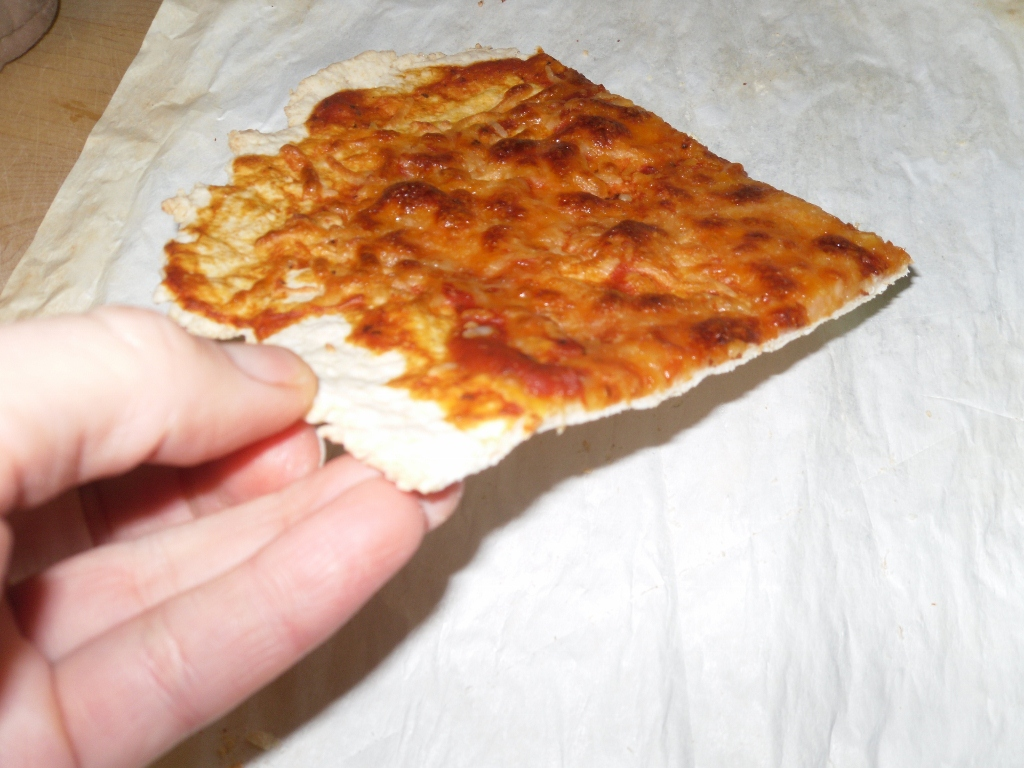 Cracker Thin Crust Pizza! | Pardeemom