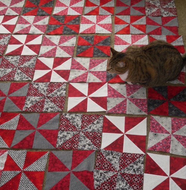 quilt for L