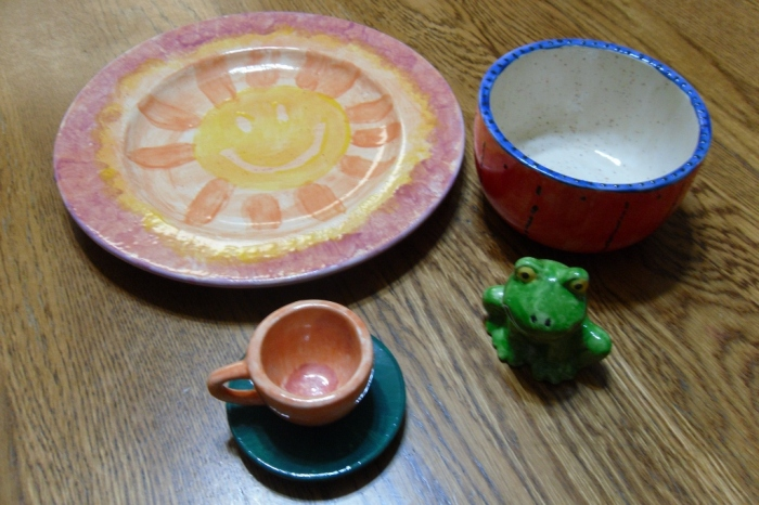 all pottery