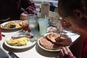 Lydia's food