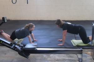 C & M pushups