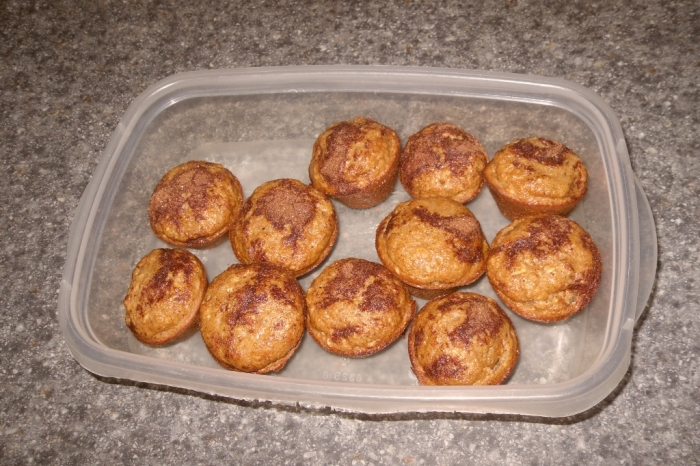 carly's muffins