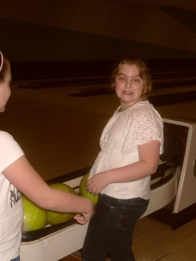 Carly bowling