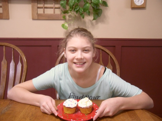 Lydias cupcakes