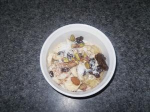 Day 13 night snack