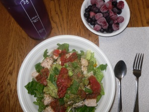 Day 16 lunch