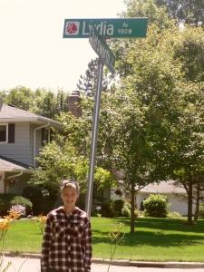 Lydia avenue