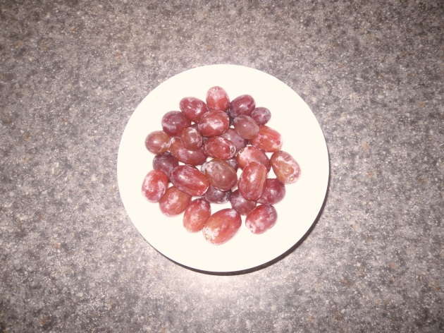 day 2 grapes