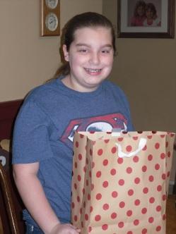 Carly present