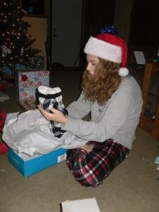Lydia fuzzy slippers